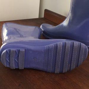 Shoes - Lavender boots, 8